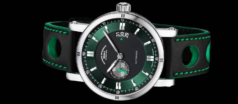 Новые наручные часы Teutonia Sport II в стиле British Racing Green