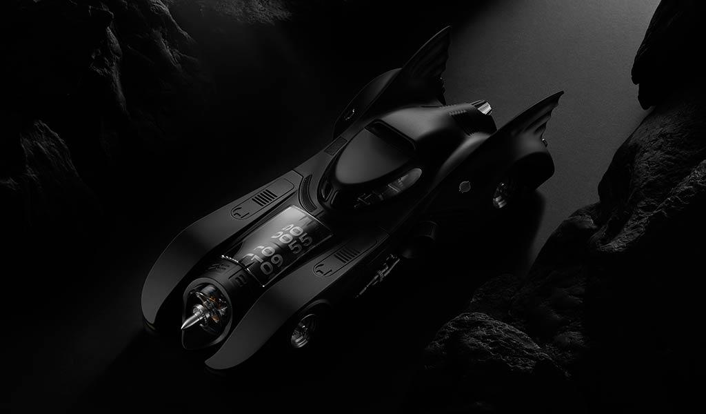 Настольные часы Batmobile 1989