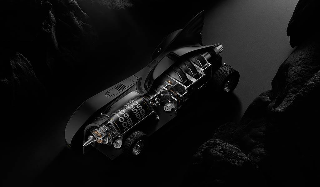 Новые настольные часы Batmobile 1989