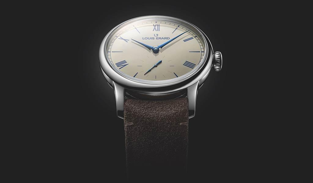 Швейцарские часы Excellence Email Grand Feu