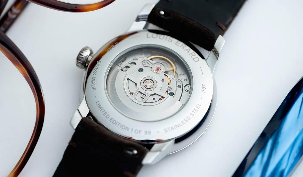 Швейцарские наручные часы Луи Эрар