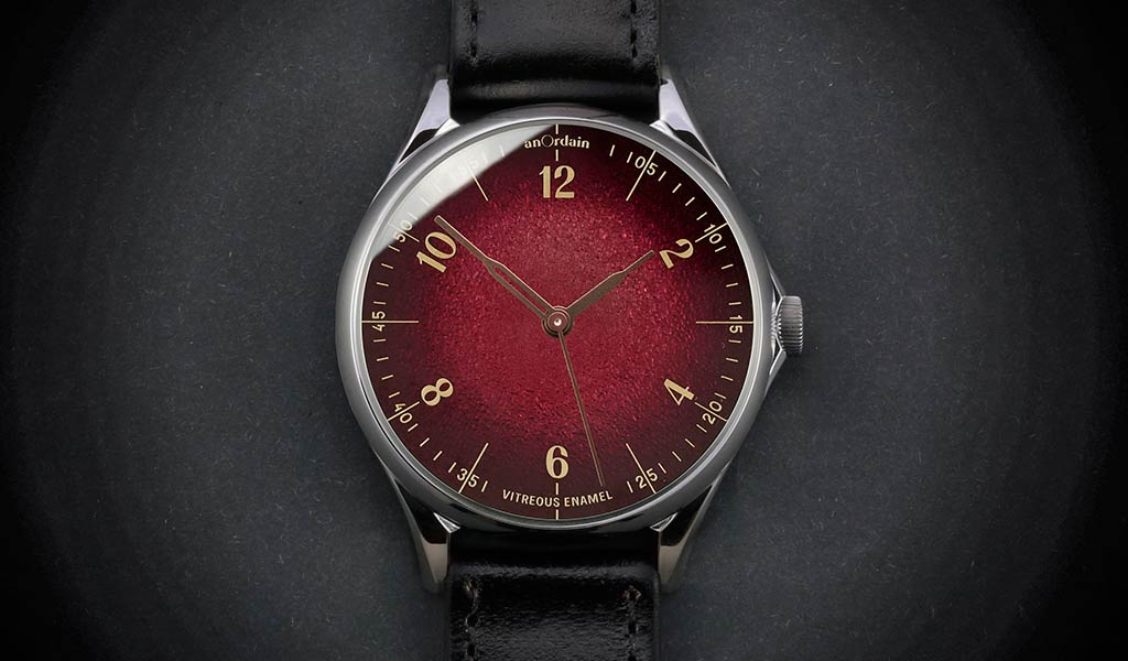 Наручные часы Anordain