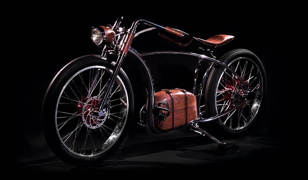 Электрический велосипед Avionics