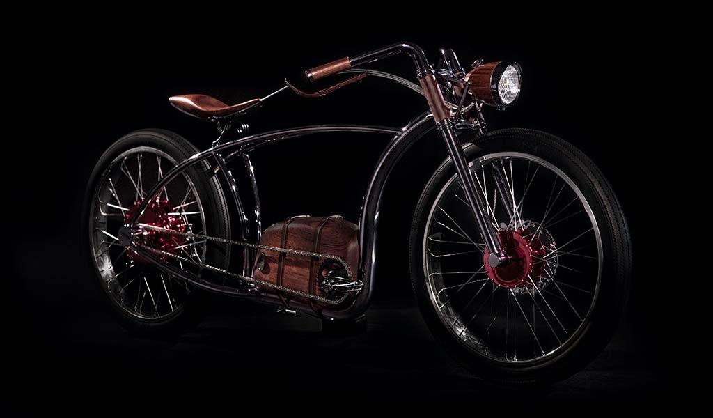 Велосипед ручной работы Avionics