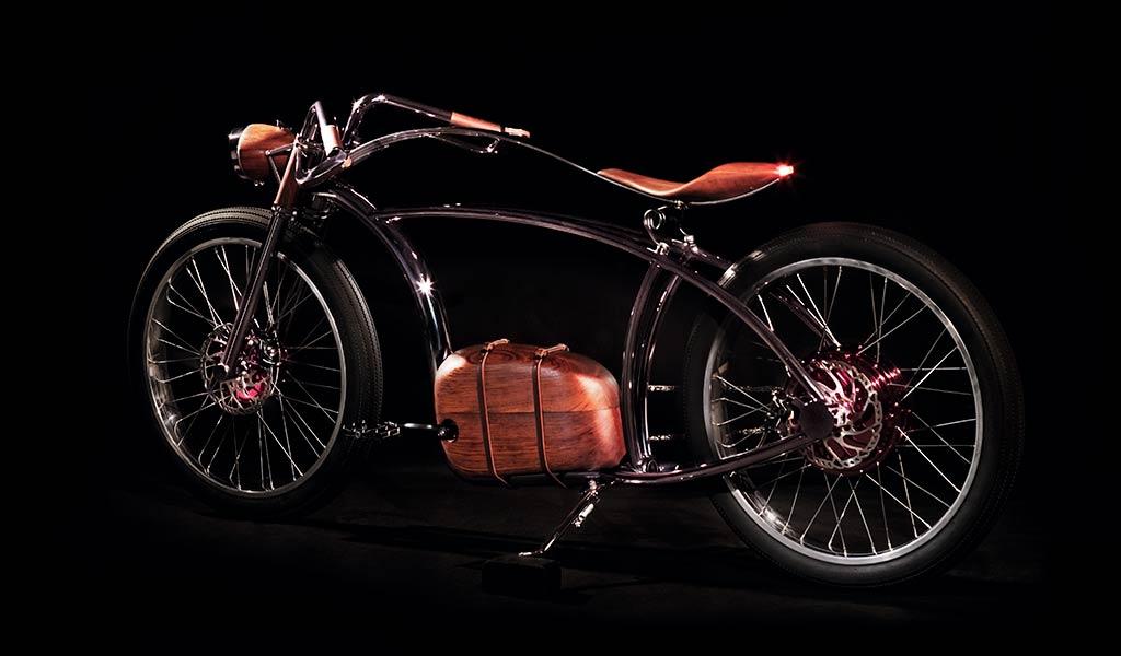 Электрический велосипед AVIONICS VM