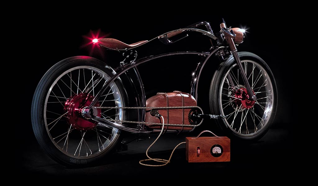 Электро велосипед AVIONICS VM