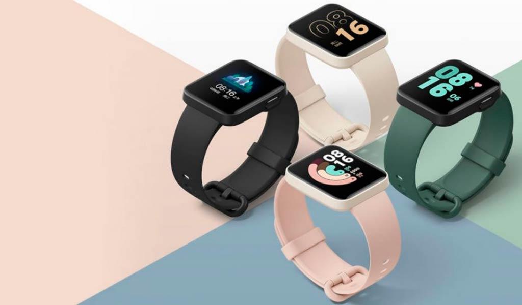 Новые умные часы Redmi Watch