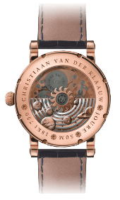 Часы работы Christiaan van der Klaauw