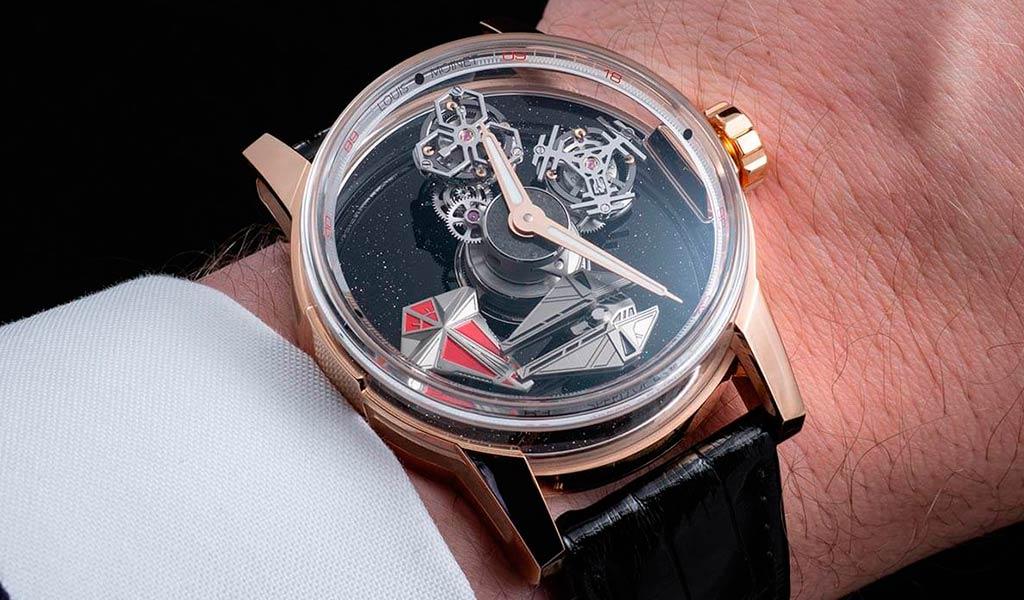 Наручные часы Louis Moinet