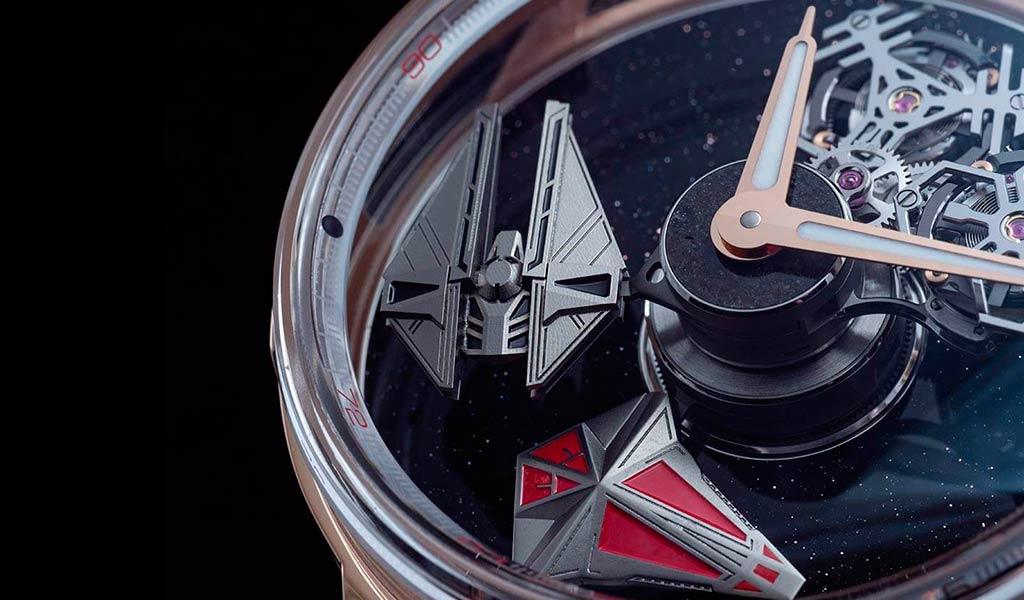 Новые наручные часы Louis Moinet