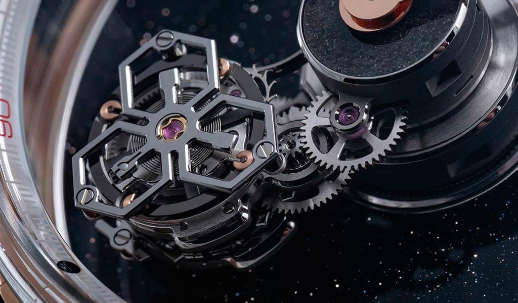 Наручные часы Луи Муане