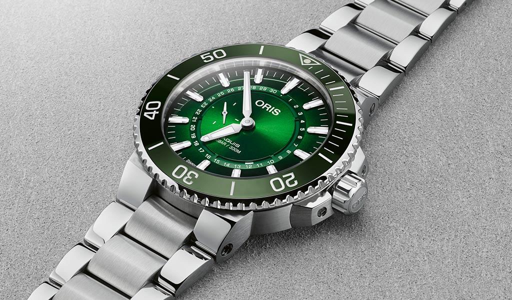 Часы для дайвинга Oris Hangang Limited Edition