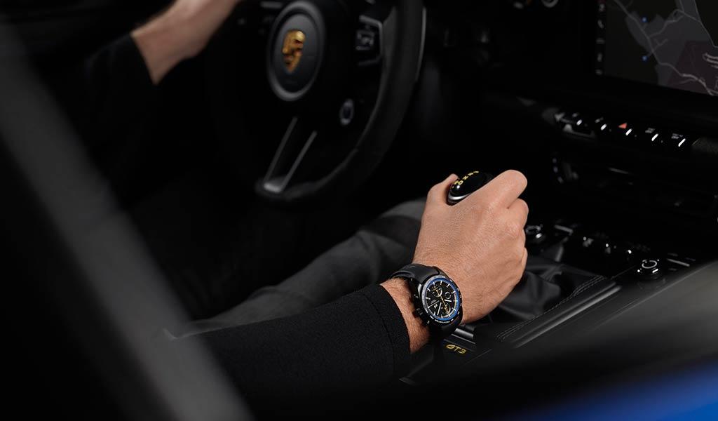 Новые часы Porsche Design Chronograph 911 GT3