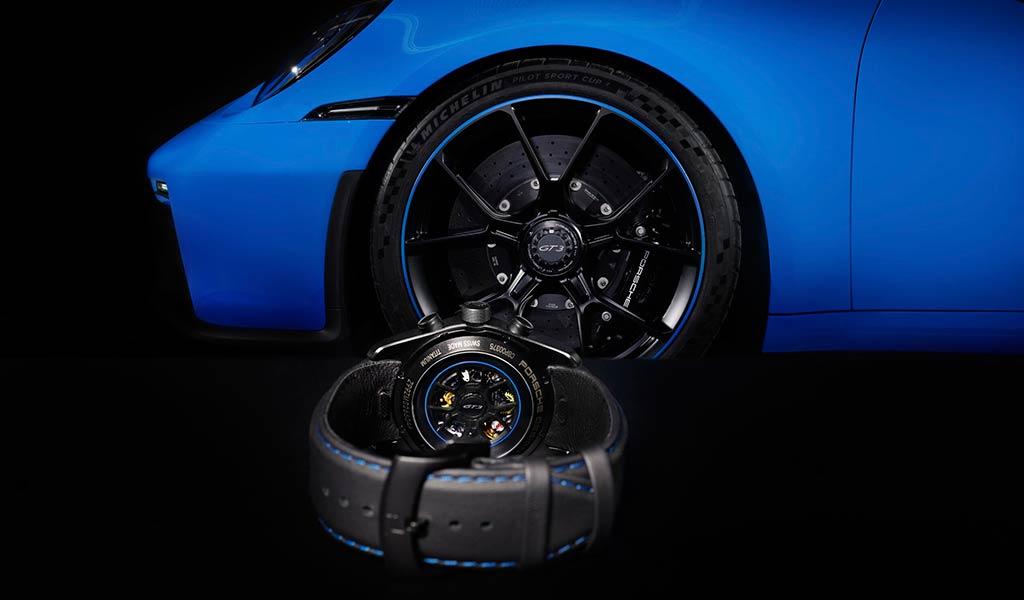 Наручные часы Porsche Design Chronograph 911 GT3