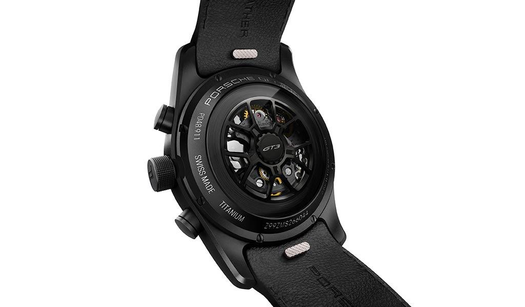 Механические часы Porsche Design Chronograph 911 GT3
