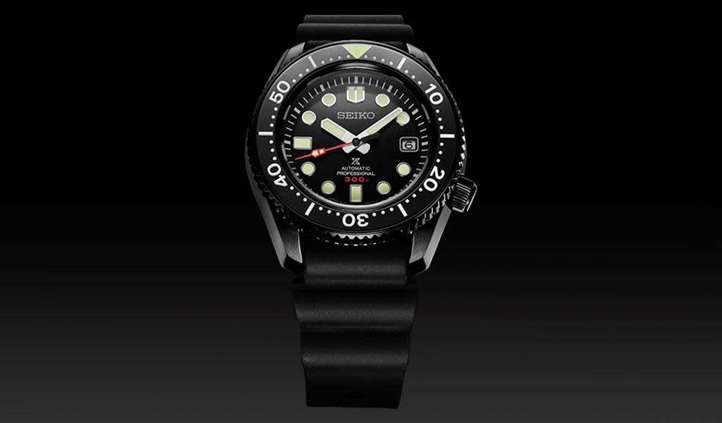 Дайверские часы Seiko Prospex Marinemaster