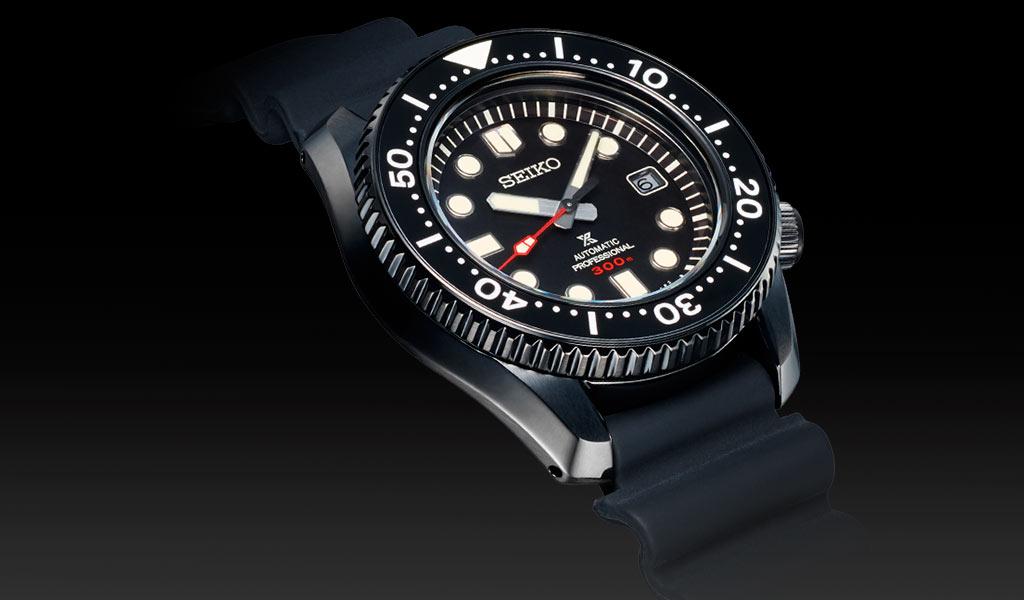 Часы Seiko Prospex Marinemaster