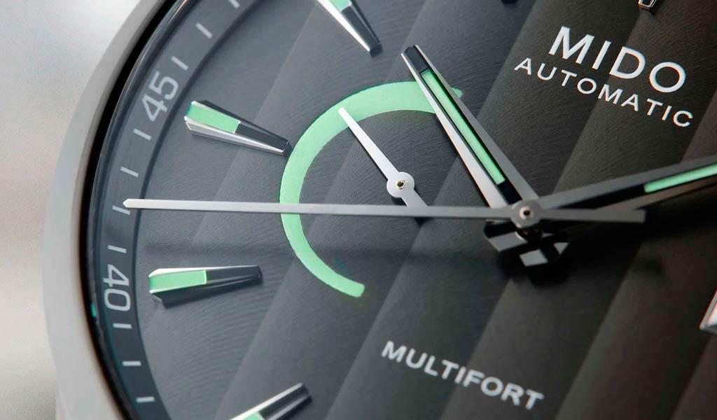 Швейцарские часы Mido