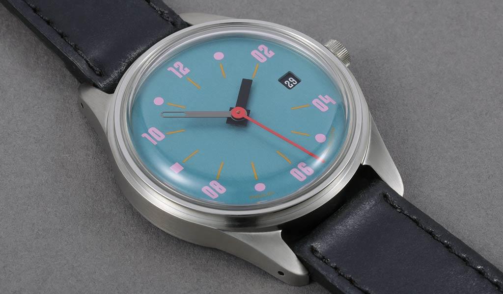 Новые наручные часы Paulin Neo