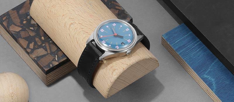 Оригинальные наручные часы Paulin Neo от шотландских мастеров
