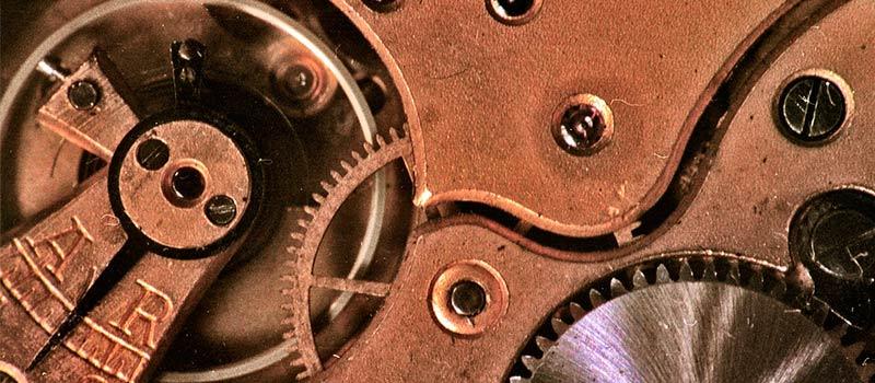 Механизм часов
