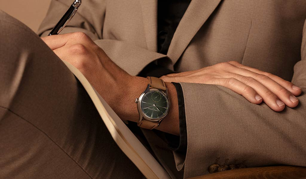 Механические часы Classic Origin Green