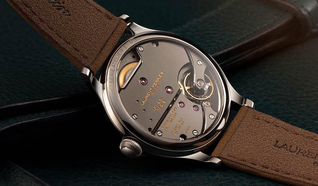 Новые наручные часы Laurent Ferrier