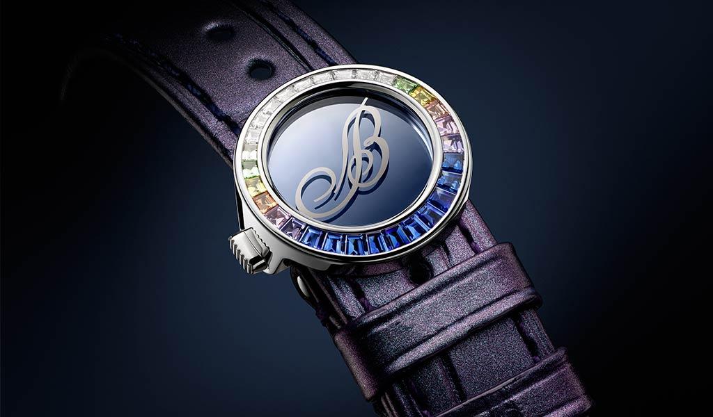 Наручные часы Breguet Marine Haute Joaillerie 9509 Poseidonia