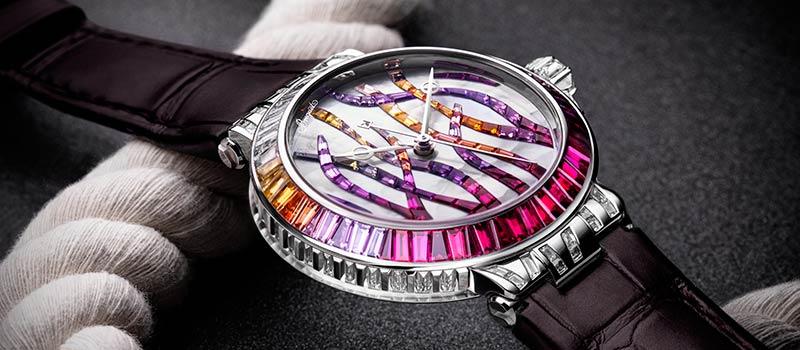 Наручные часы Marine Haute Joaillerie 9509 Poseidonia