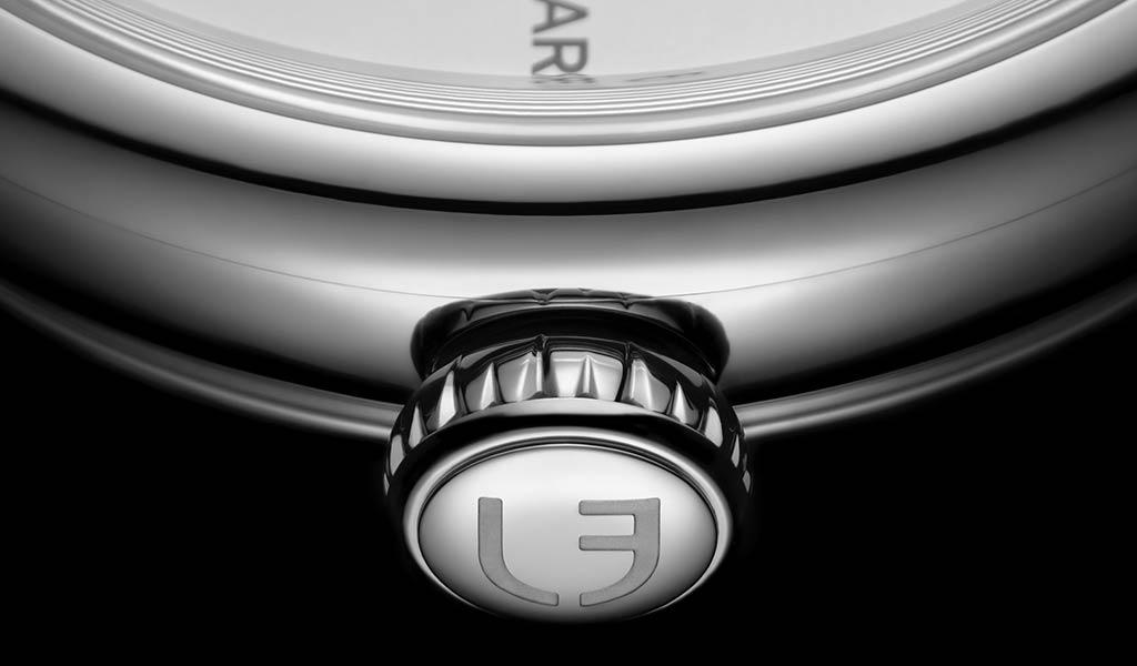 Новые часы Louis Erard