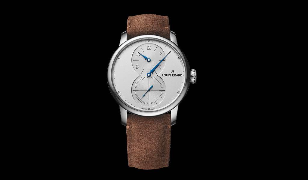 Новые часы регулятор Louis Erard Excellence Regulateur
