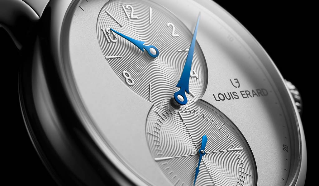 Наручные часы регулятор Louis Erard Excellence Regulateur