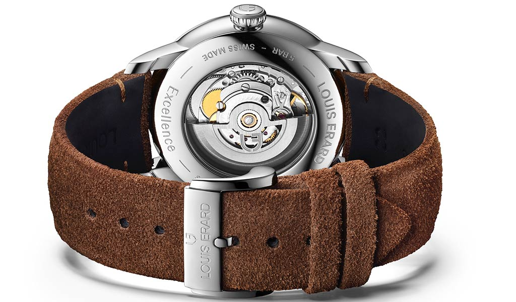 Хронограф Louis Erard Excellence Chronographe Monopoussoir