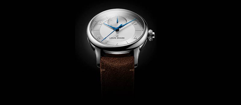 Новая коллекция наручных часов Louis Erard Excellence Triptych