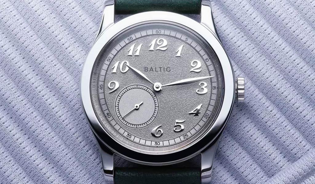 Новые наручные часы Baltic