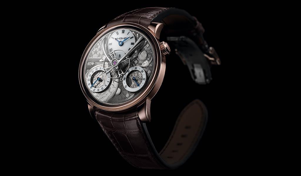 Новые швейцарские часы LM SPLIT ESCAPEMENT