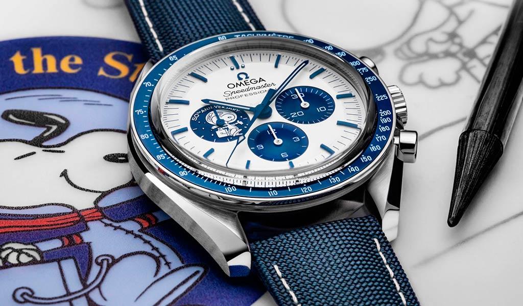 Наручные часы OMEGA Speedmaster