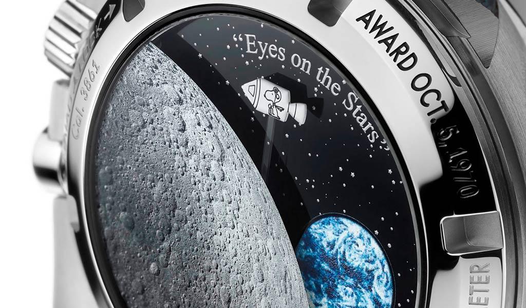 Хронограф OMEGA Speedmaster «Silver Snoopy Award»