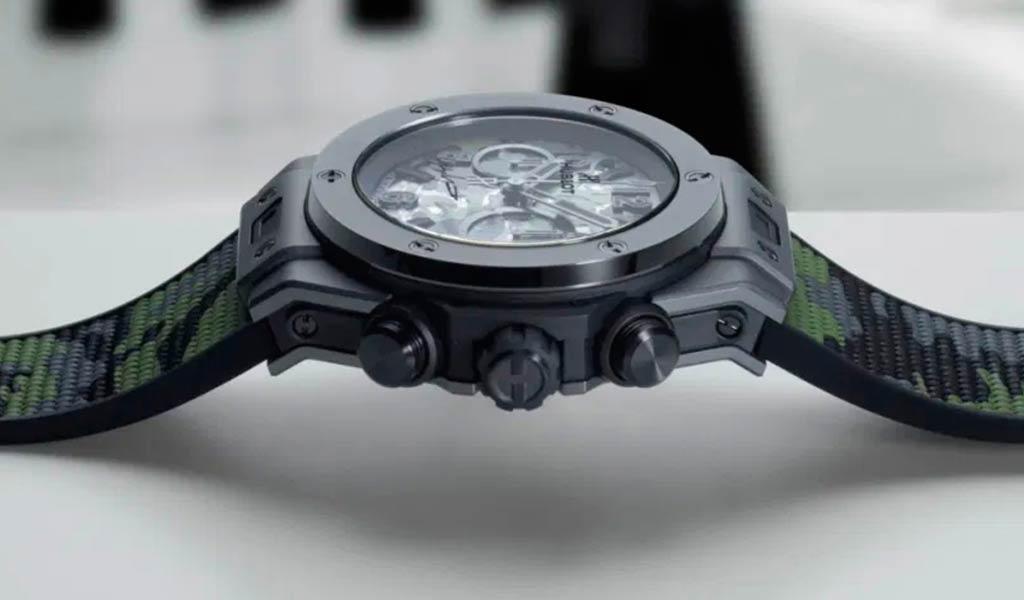 Новые наручные часы Hublot