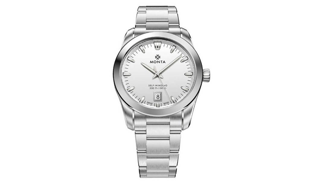 Новые наручные часы Monta Noble