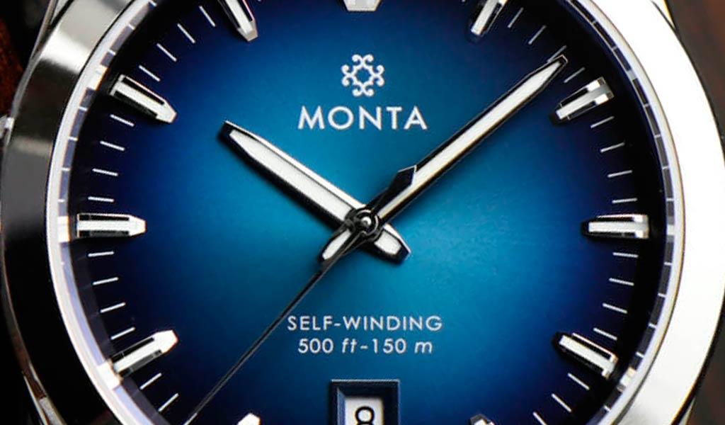 Часы Monta Noble