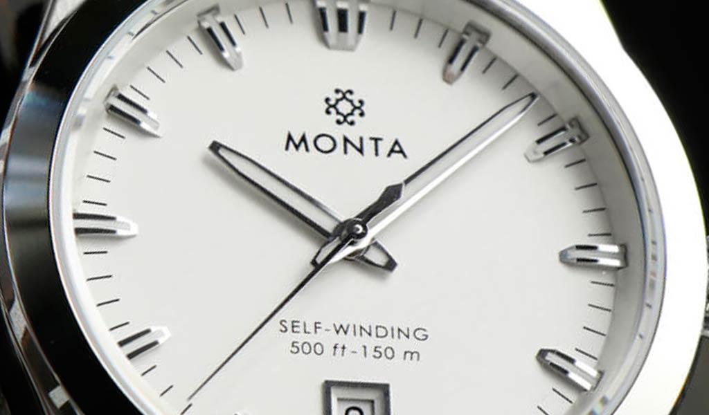 Мужские наручные часы Monta Noble