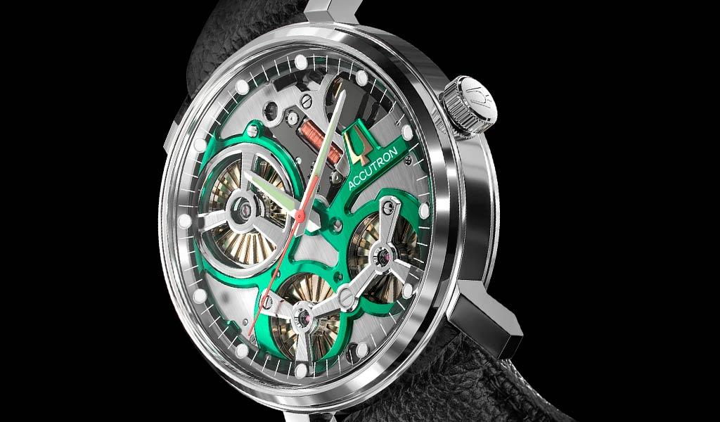 Наручные часы Accurton Spaceview 2020