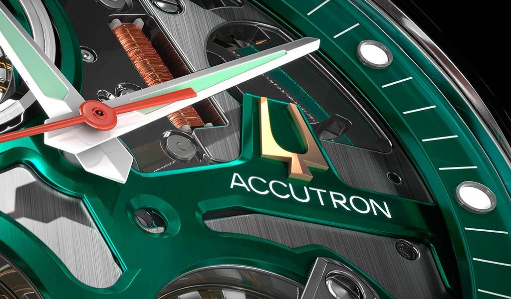 Новые часы Accurton Spaceview 2020