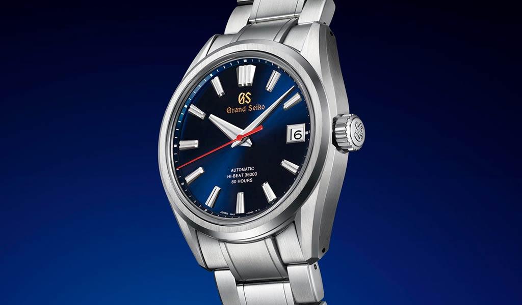 Наручные часы Grand Seiko 60th Anniversary
