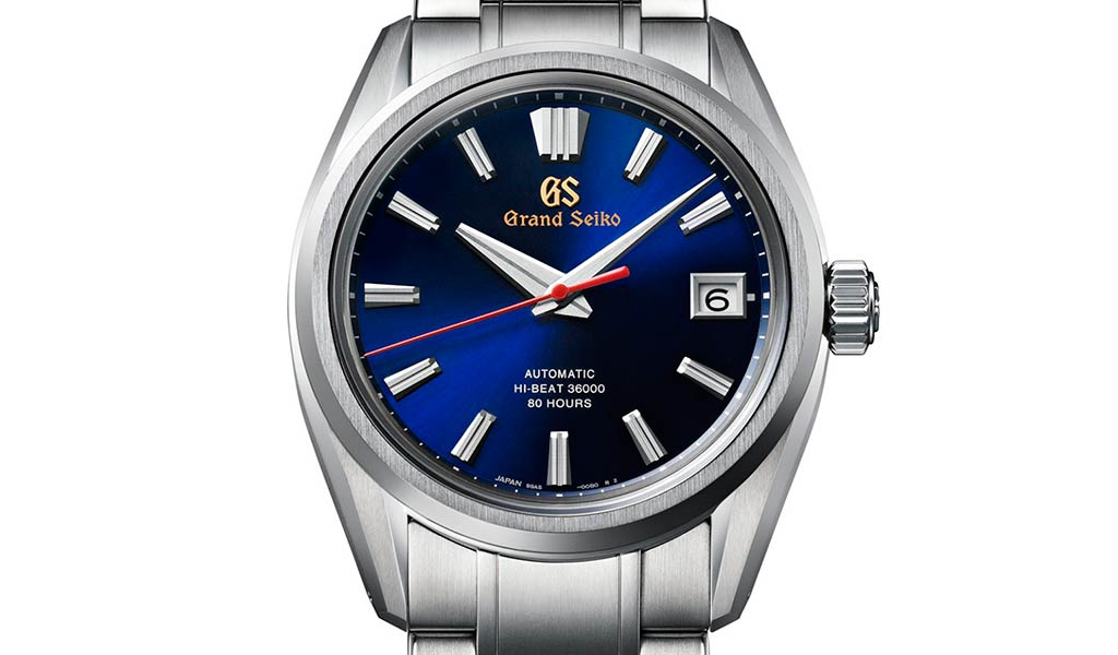 Часы Grand Seiko 60th Anniversary