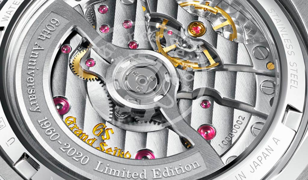 Часовой механизм Grand Seiko 60th Anniversary