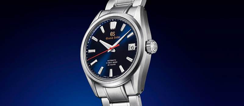 Наручные часы Grand Seiko Ref. SLGH003 в честь 60-летнего юбилея