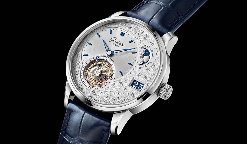 Наручные часы Glashütte Original