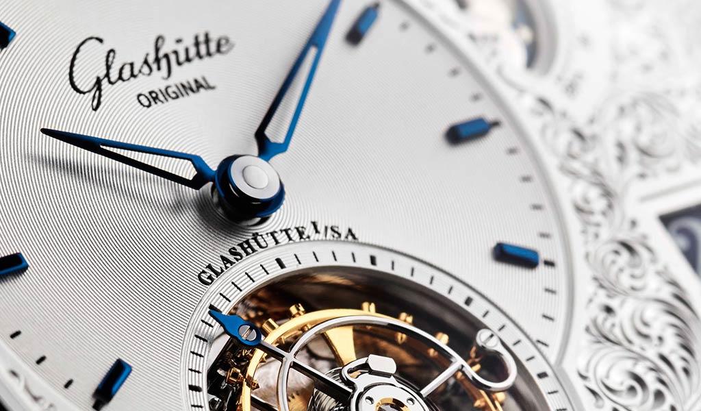 Новые часы Glashütte Original